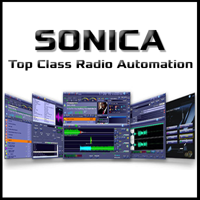 Sonica - Top Class Radio Automation