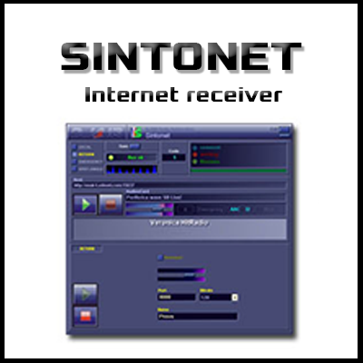 Sintonet - Internet receiver