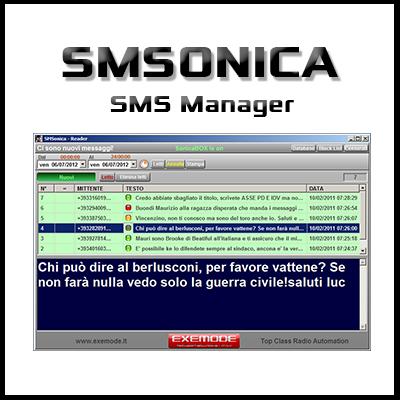 SMSonica - SMS Manager